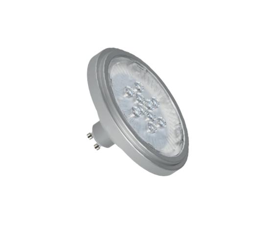 AR111 LED ATTACCO GU10 10,5W DI CONSUMO (RESA 77W TRADIZIONALE) LUCE CALDA FARETTO LED