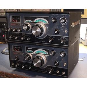 SWAN MODEL 600-T E 600-R CON MANUALE D'ISTRUZIONE E SCHEMA ELETTRICO (RICETRASMETTITORE)