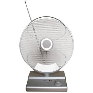 Antenna TV Amplificata da Interno UHF/VHF Winner GALASSIA