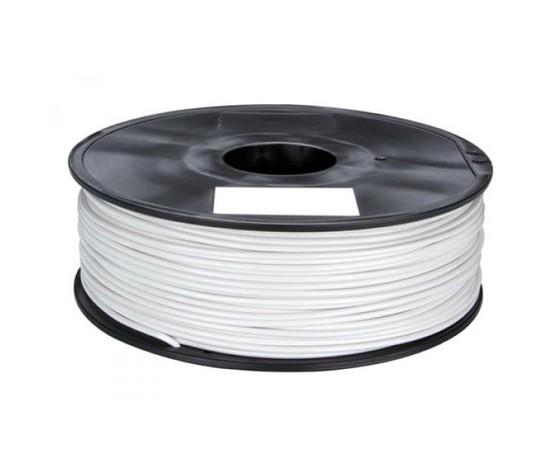 PLA bianco per stampanti 3D - Bobina da 1 Kg - diametro 1.75 mm