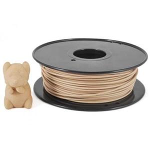 Filamento legno chiaro 3 mm - 800 grammi 1