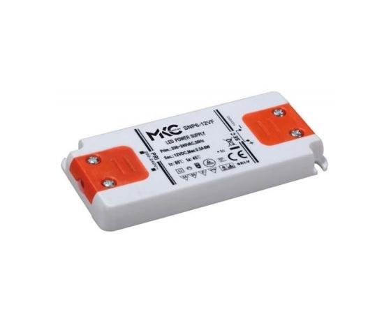 Alimentatore per led 6w 12vdc slim MKC light MKC6-12VF