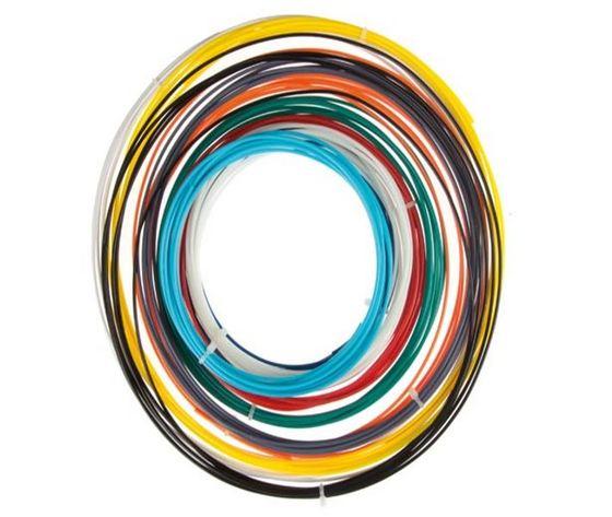 10 Rotoli PLA 1,75mm - 5 Metri Vari Colori