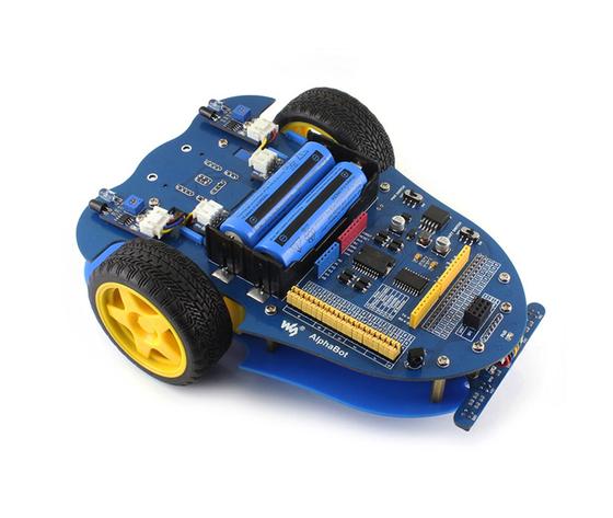 Alphabot piattaforma robotica - in kit 1