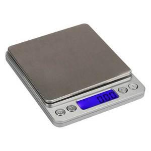 Mini Bilancia elettronica con contapezzi- portata 500 grammi