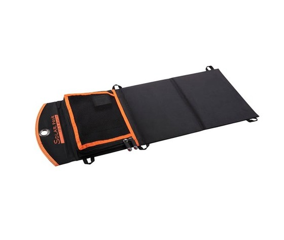 Caricabatteria Solare a Borsetta Portatile