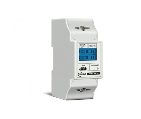 Misuratore di Energia DIN RAIL 1