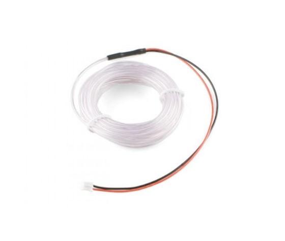 Cavo elettroluminescente Flessibile bianco - 3 metri