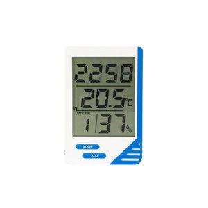 Termometro e Igrometro con Data e Ora