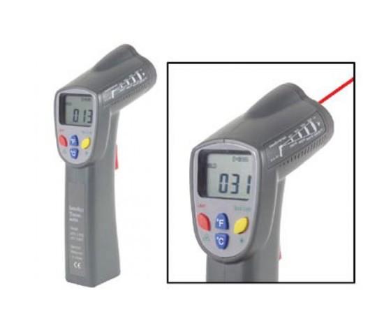 Rilevatore di Temperatura a Distanza display LCD (°C e °F)