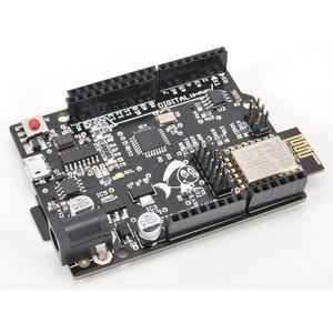 Fishino UNO basata sull'ATmega328 di Arduino UNO