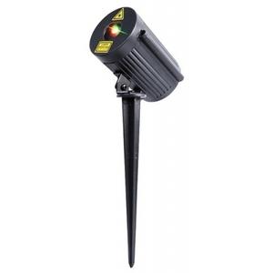 Laser ROSSO VERDE da interno ed esterno IP65 CON COTROLLO REMOTO