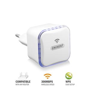 WiFi repeater con funzione Access Point e standard WPS