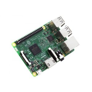 Raspberry Pi 3 Tipo B con Wi-Fi e Bluetooth
