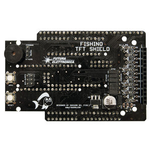 Fishino TFT Shield