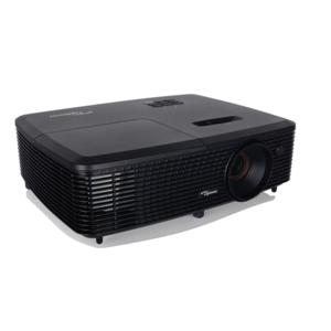 Videoproiettore Optoma S321, 3400 lumen - Contrasto 22000:1 Risoluzione svga