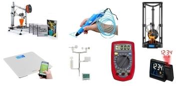 Elettronica e informatica stampanti 3d stazioni meteo