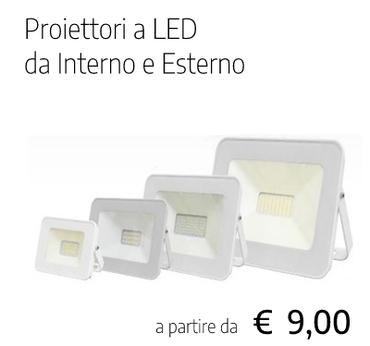 Proiettori led2