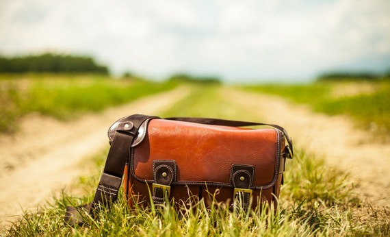 Road fashion vintage bag