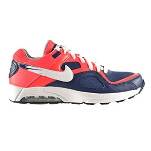 NIKE AIR MAX GO STRONG ESSENTIAL withe/gray/red