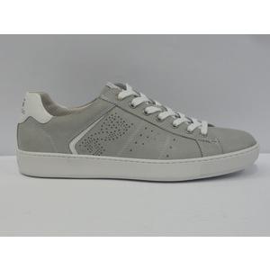 Sneakers uomo Nero Giardini trendy grigio/bianco