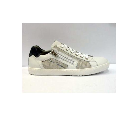 Sneakers uomo Nero Giardini trendy bianco