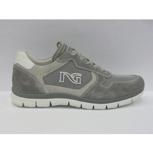 Sneakers uomo Nero Giardini trendy fumo/vapore