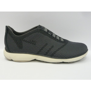 Sneakers uomo Geox casual black/grey
