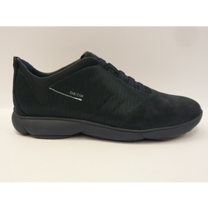 Sneakers uomo Geox casual navy