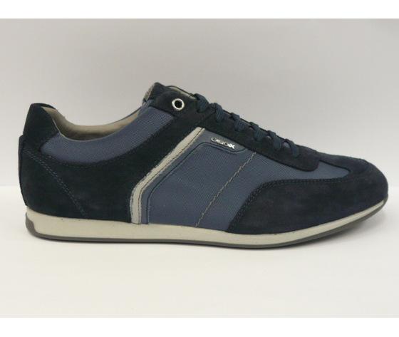 Sneakers uomo Geox casual lt navy/ navy