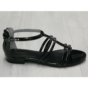 sandali nero giardini scontati