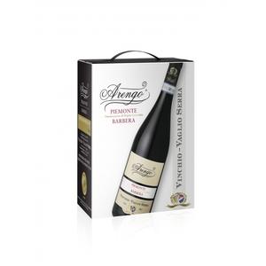 Piemonte D.O.C. Barbera - Arengo - BAG IN BOX 4x3 litri