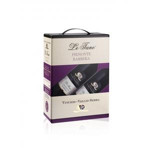 Piemonte D.O.C. Barbera - Le Tane - BAG IN BOX 4x3 litri
