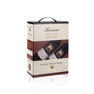 Piemonte D.O.C. Dolcetto - Riocrosio - BAG IN BOX 4x3 litri