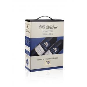 Piemonte D.O.C. Bonarda - La Baloca - BAG IN BOX 4x3 litri