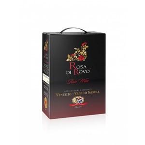 Vino Rosato - Rosa di Rovo - BAG IN BOX 4x3 litri