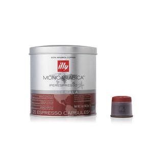 Caffè Illy in capsule Iperespresso - Monoarabia Guatemala  (Box contenente 6 confezioni da 21 capsule)
