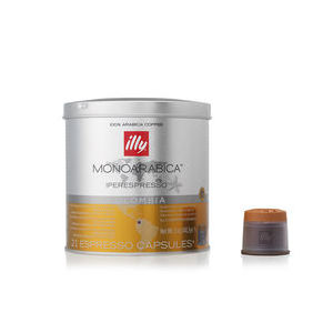 Caffè Illy in capsule Iperespresso - Monoarabia Colombia  (Box contenente 6 confezioni da 21 capsule)