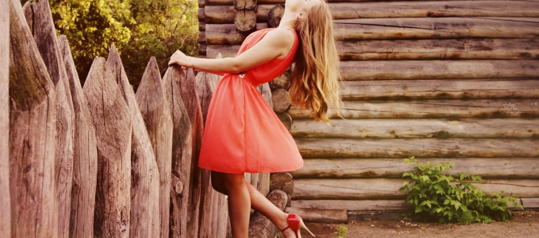 Dress girl beautiful woman