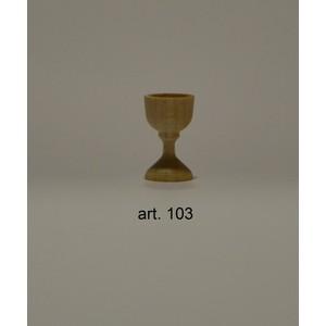 Calice in Legno Art 103