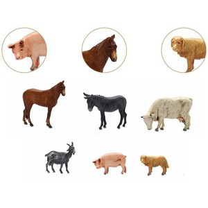 Animali vari 6 cm (cod 426 0611 00)