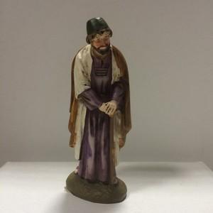 Giuseppe in resina cm 10 (cod 3534)