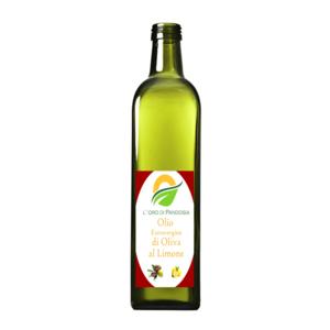Olio Evo Aroma Limone 0,75 L