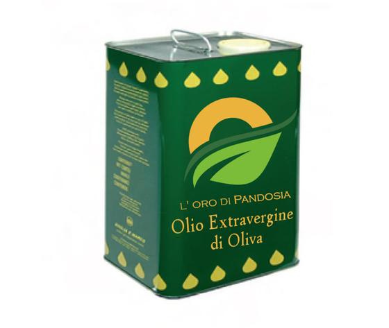 Olio Extravergine d'oliva 3L