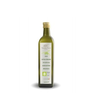 Olio extravergine di oliva biologico 0.25L