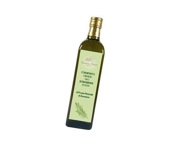 Condimento a base di olio extravergine di oliva rosmarino 0,25L