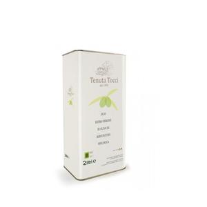Olio extravergine di oliva biologico 2L