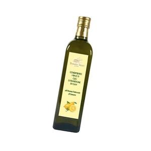 Condimento a base di olio extravergine di oliva limone 0,25L