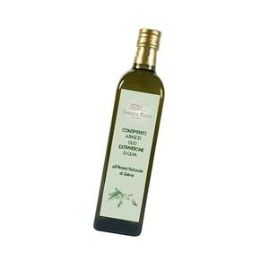 Condimento a base di olio extravergine di oliva salvia 0,25L