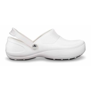 Crocs Mercy Work Woman bianco antiscivolo